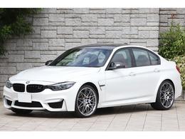 BMW M3セダン コンペティション M DCT ドライブロジック 赤革 専用20インチAW パール ワンオーナー