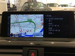 BMW純正のHDDナビゲーションです!