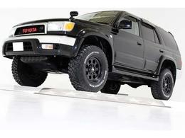トヨタ ハイラックスサーフ 3.4 SSR-X 4WD リフトUP ヴィンテージグリル Tベル交換済