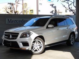 メルセデス・ベンツ GLクラス GL550 4マチック AMGエクスクルーシブパッケージ 4WD ON&OFFロードPKG&ナイトビューアシスト