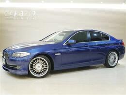 BMWアルピナ D5 ターボ リムジン アルピナブルーフルエアロ・右ハンドル