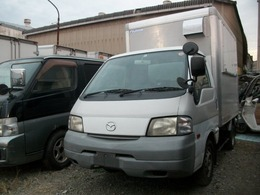 マツダ ボンゴトラック 1.8 DX ダブルタイヤ キッチンカー 移動販売車 バックモニター