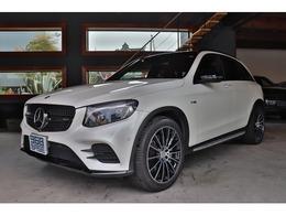 メルセデスAMG GLC 43 4マチック 4WD エクスクルーシブPKG SR 黒革 ドラレコ