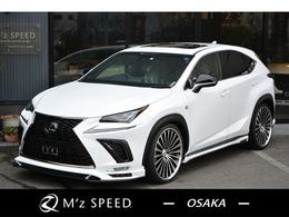 レクサス NX 300 Fスポーツ ZEUS新車コンプリート 3眼ヘッド SR