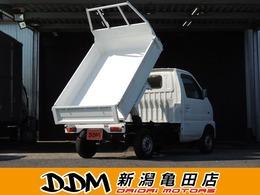 スズキ キャリイ ダンプ ダンプアップ/4WD/エアコン/ETC