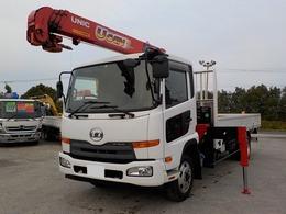 UDトラックス コンドル 4t4段クレーン ロング ラジコン