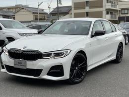 BMW 3シリーズ 320d xドライブ Mスポーツ エディション サンライズ ディーゼルターボ 4WD 黒革 レーザーライト 19AWブラックキドニー
