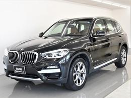 BMW X3 xドライブ20d xライン ディーゼルターボ 4WD 本革 ACC 地デジ マルチD スタッドレス付