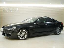 BMW 6シリーズグランクーペ 640i 白革シート サンルーフ 19インチ 保証付き