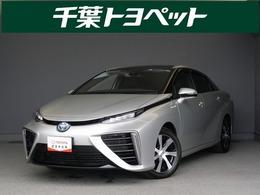 トヨタ MIRAI ベースモデル フルセグTV メモリーナビ ETC
