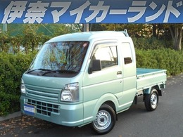 スズキ キャリイ 660 スーパーキャリイ L 3方開 2WD A/T エアコン パワステ