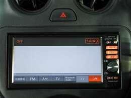 日産メモリーナビ(MP111-W)、ワンセグTV