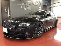 BMW M6 5.0 MaxtonDesign・Eibach・カスタム車両