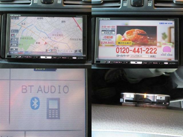 HDDナビ、TV、ブルートゥースオーディオ、ETC装備です!
