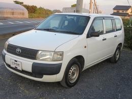 トヨタ プロボックスバン 1.3 DX 車検1年受渡