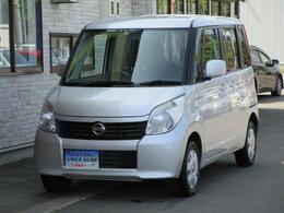 日産 ルークス 660 E 4WD 車検R5年8月30日 シートヒーター CD