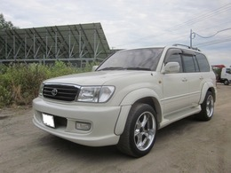 トヨタ ランドクルーザー100 4.2 VXリミテッド ディーゼルターボ 4WD