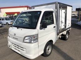 ダイハツ ハイゼットトラック 660 エアコン・パワステスペシャル 3方開 4WD 保冷箱車