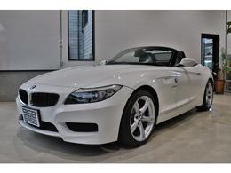 BMW Z4 sドライブ 23i Mスポーツパッケージ 直6 走行5500km 1オナ 黒革 地デジ Bカメラ