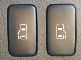 今やミニバンの定番装備となりつつある【両側電動スライドドア】。両側のスライドドアを電動で作動してくれます。