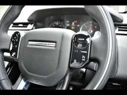 ドライバーアシストパック(344,000円)の一つ。アダプティブクルーズコントロール機能付きです。
