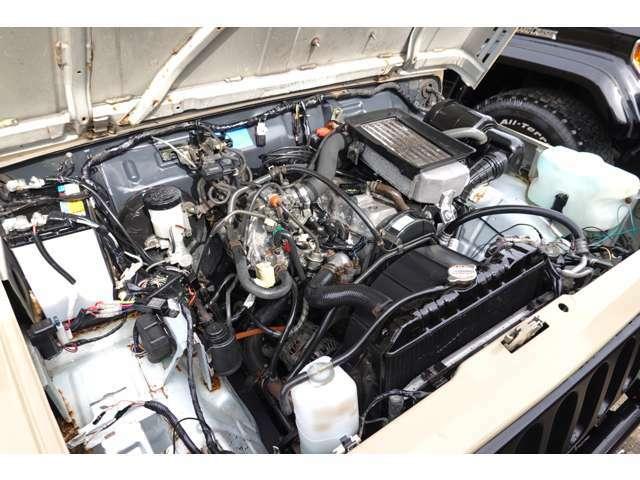 F6A型660ccターボエンジン搭載!!