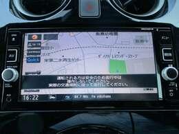 純正メモリーナビゲーションMM316D-W