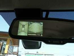 マルチアラウンドビューモニター。上からの視点で駐車をサポート