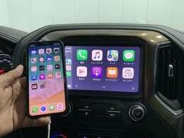 スマホと車輌がリンクするこれが今話題のアップルカープレイとアンドロイドオートです。