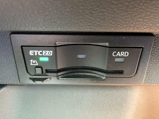 ETC装備で高速道路へのアクセスもラクラク