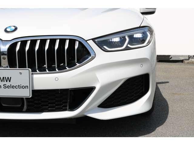 BMW純正レーザーヘッドライト!