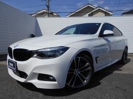 BMW 3シリーズグランツーリスモ 320i Mスポーツ 19AW黒革LEDヘッドACC禁煙1オナ認定中古車