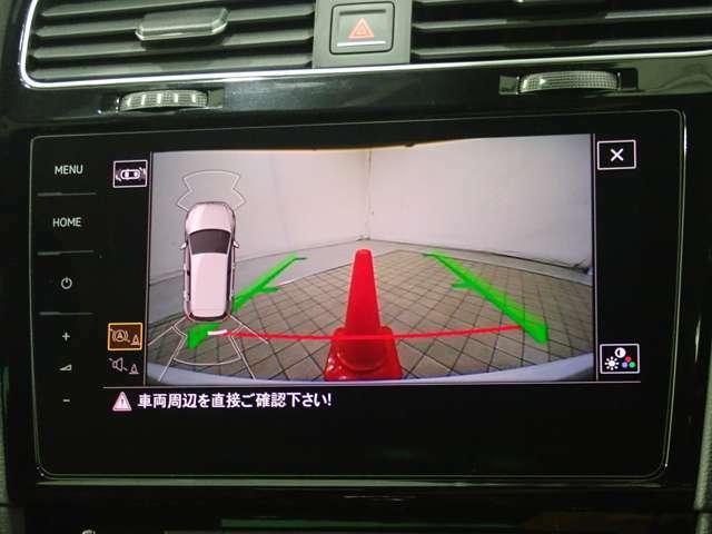 ◇駐車時も楽々♪バックカメラ搭載。◇