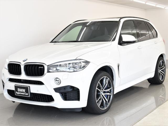 BMW X5M入荷致しました。