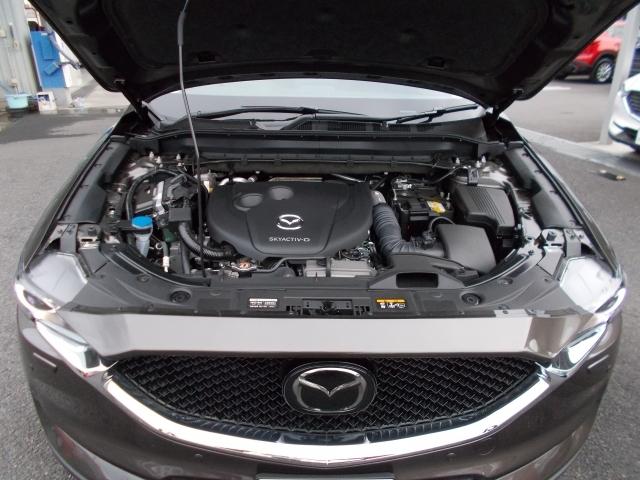 2.2リッターディーゼルエンジン!ナチュラルサウンドスムーザーの採用でノック音を低減し周波数をコントロールすることによりなめらかさと静けさに磨きをかけました!