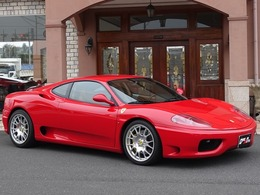 フェラーリ 360モデナ F1 ディーラー車