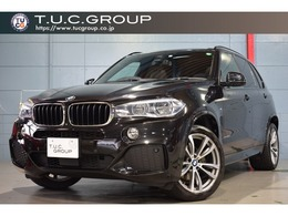 BMW X5 xドライブ 35d Mスポーツ 4WD セレクトP ACC LCW 茶革 SR ナビTV 2年保証