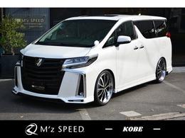 トヨタ アルファード 2.5 S Cパッケージ ZEUS新車カスタム DA SR デジタルミラー