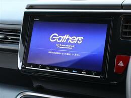 【 Gathers9インチプレミアムインターナビ 】VXM-197VFNi AM,FM,CD,DVD,SD,Bluetooth,フルセグ