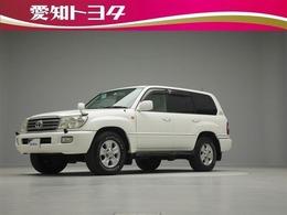 トヨタ ランドクルーザー100 4.7 VXリミテッド 4WD DVDナビ