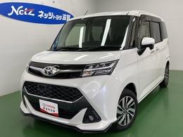 トヨタ タンク 1.0 カスタム G S ナビ バックカメラ付