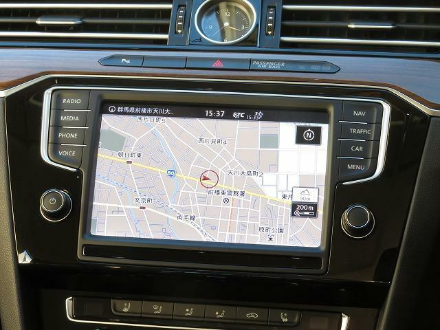 Volkswagen純正インフォテイメントシステム「Discover Pro」