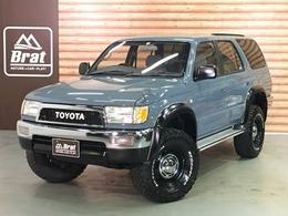 トヨタ ハイラックスサーフ 2.7 SSR-X ワイドボディ 4WD カスタムペイント/アンヴィル リフトアップ
