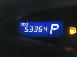 走行距離はおよそ53,000kmです。