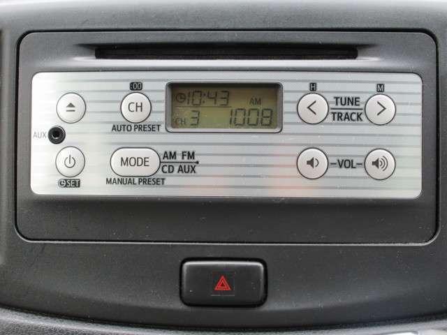 純正オーディオ搭載!CD聴けます♪◆◇◆お車の詳しい状態やサービス内容、支払プランなどご不明な点やご質問が御座いましたらお気軽にご連絡下さい。【無料】0066-9711-101897