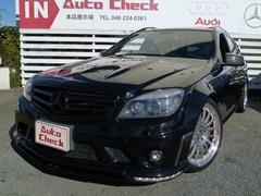 AMG Cクラスワゴン の中古車 C63 神奈川県厚木市 249.0万円