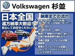 日本全国に登録納車対応が可能です。費用等につきましては当店スタッフまでお気軽にお問い合わせください。