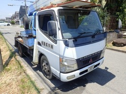 三菱ふそう キャンター 高所作業車 アイチコーポ SS12A  ETC