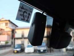 今は必需品の純正ドライブレコーダーも御座います。