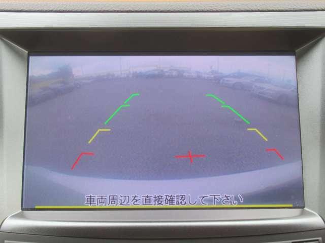 車庫入れもラクラク出来るバックモニター付きです!これがあれば運転に自信のない方も安心して運転が出来ますよ!